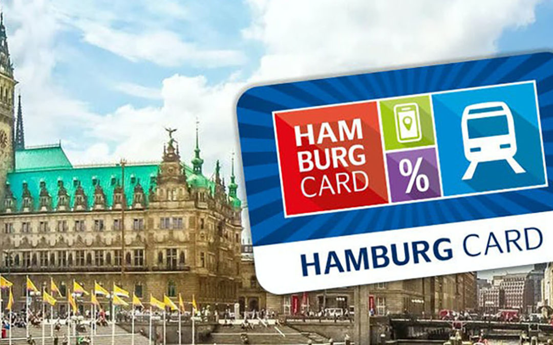 """New cooperation with """"Hamburg Card"""""""