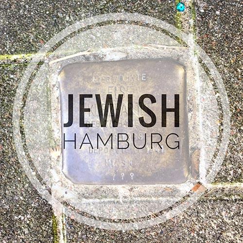 "Logo ""Jewish Hamburg"" (Hamburg)"