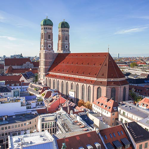 Stadtrallye Schnitzeljagd München