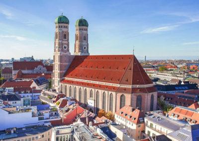 Stadtrallye München - Des oide München