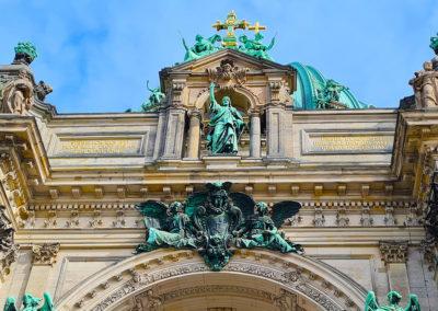 Stadtrallye Berlin - Vorderseite des Berliner Doms