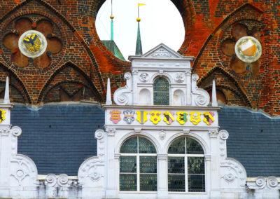 Stadtrallye Lübeck - Fassade