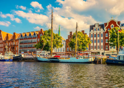 Stadtrallye Lübeck - Wasser