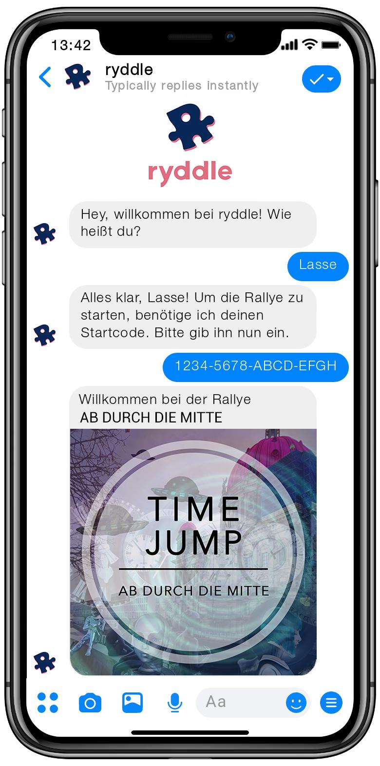 Stadtrallye Berlin - Vorschau der Smartphone Schnitzeljagd