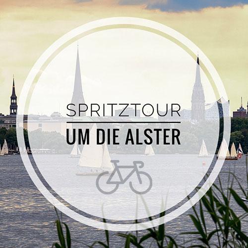 Stadtrallye Hamburg - Spritztour um die Alster