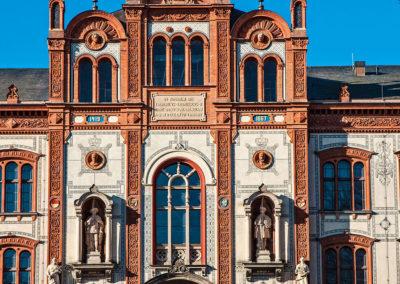 Stadtrallye Rostock - Universität