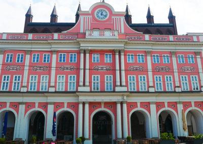 Stadtrallye Rostock - Rathaus