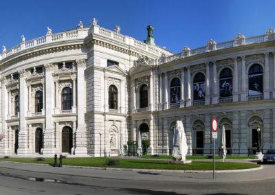 Stadtrallye Wien - Burgtheater